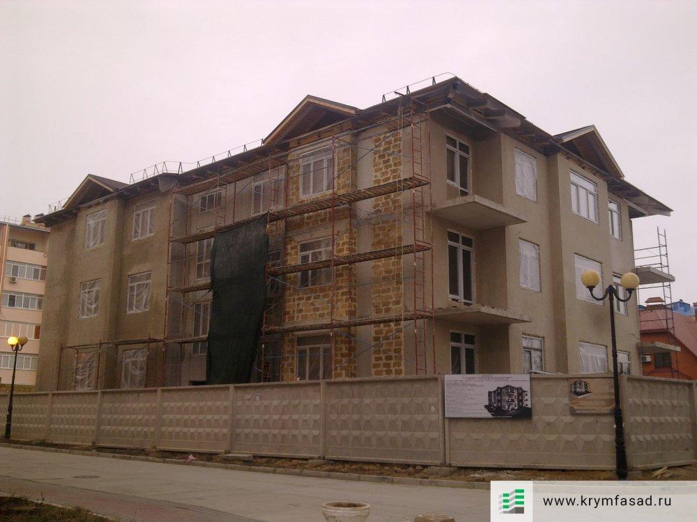 Многоквартирный дом г.Евпатория, ул.Московская
