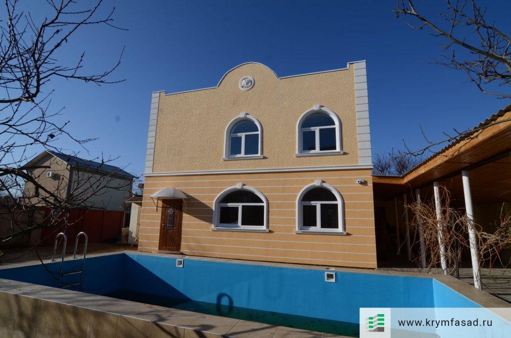 Частный дом п. Заозерное, ул.Камышовая