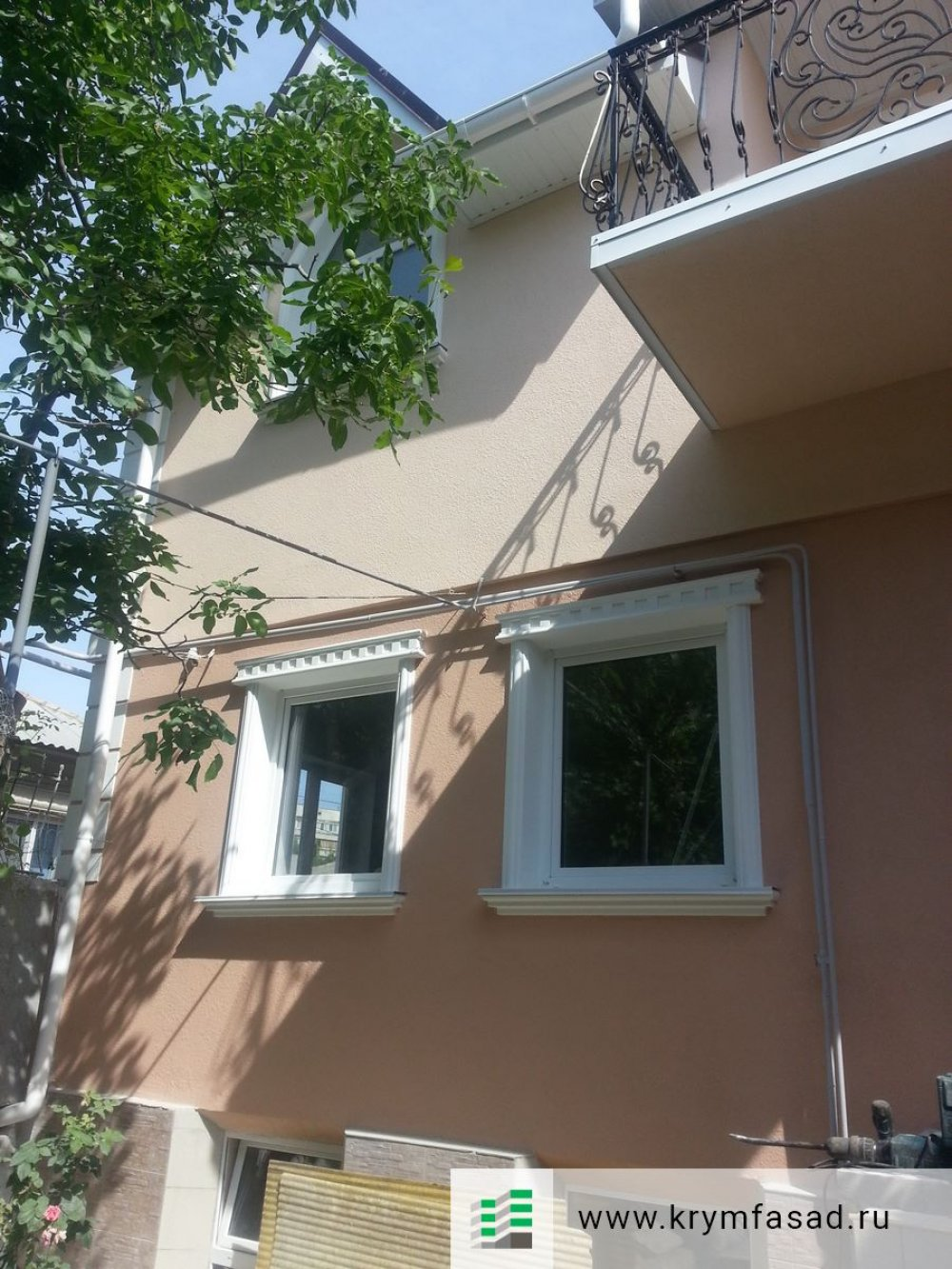 Частный дом г. Евпатория, ул. Рыбацкая